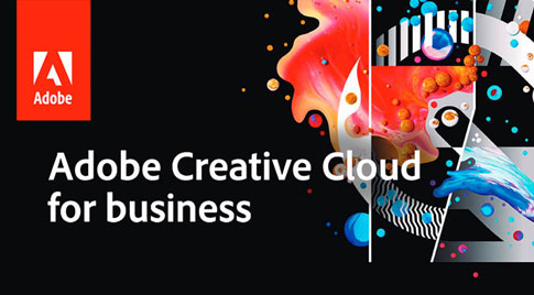 Creative Cloud For Business FB